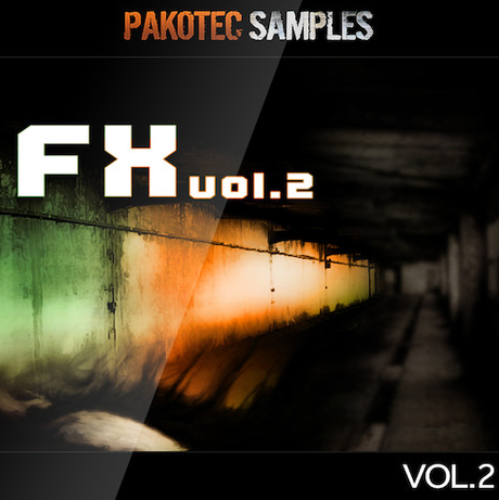 Pakotec Samples FX Vol.2 ACID WAV-DISCOVER
